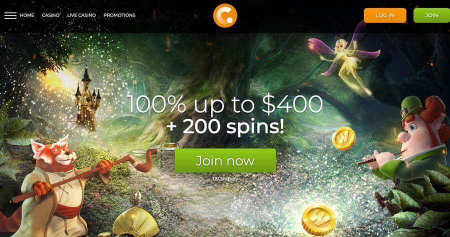 casinoveteran casinocom bonus