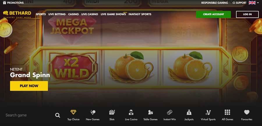 casinoveteran bethard casino bonus