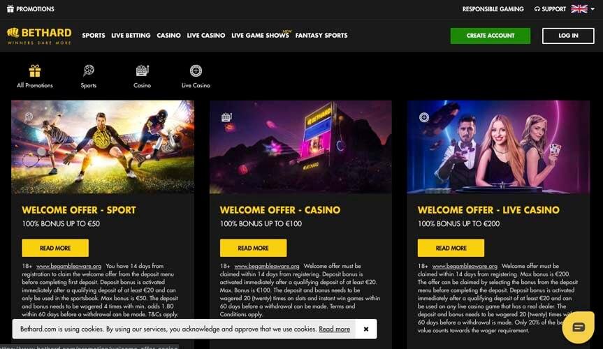 casinoveteran bethard casino