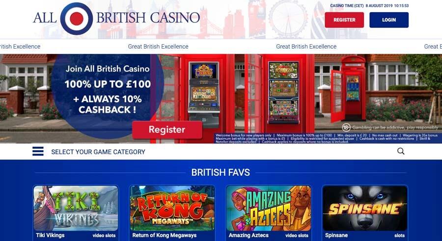 casinoveteran allbritishcasino bonus