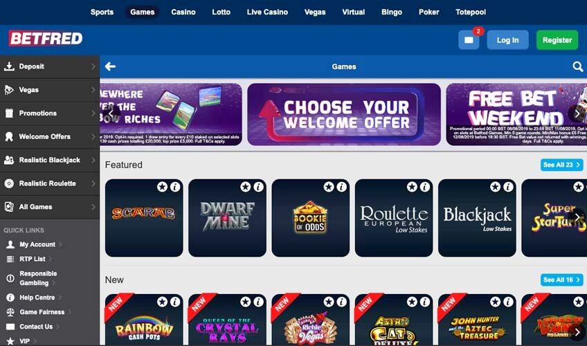 casinoveteran betfred casino