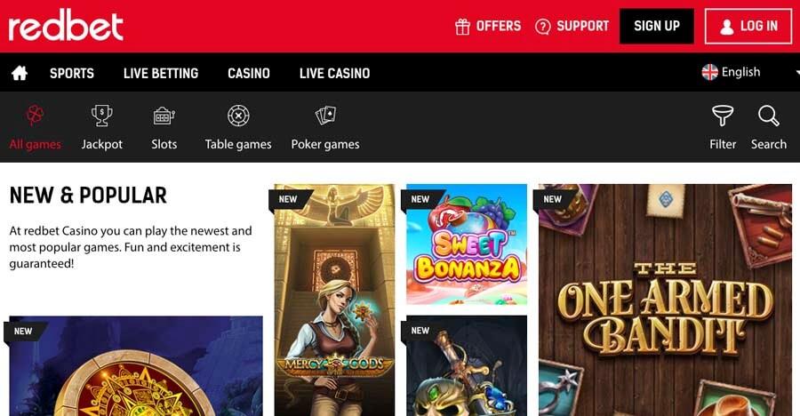 casinoveteran redbet casino