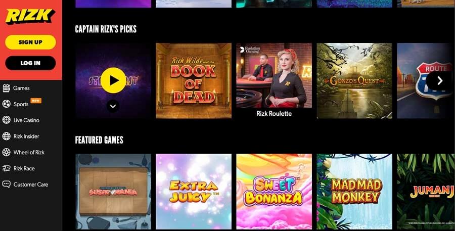 casinoveteran rizk casino