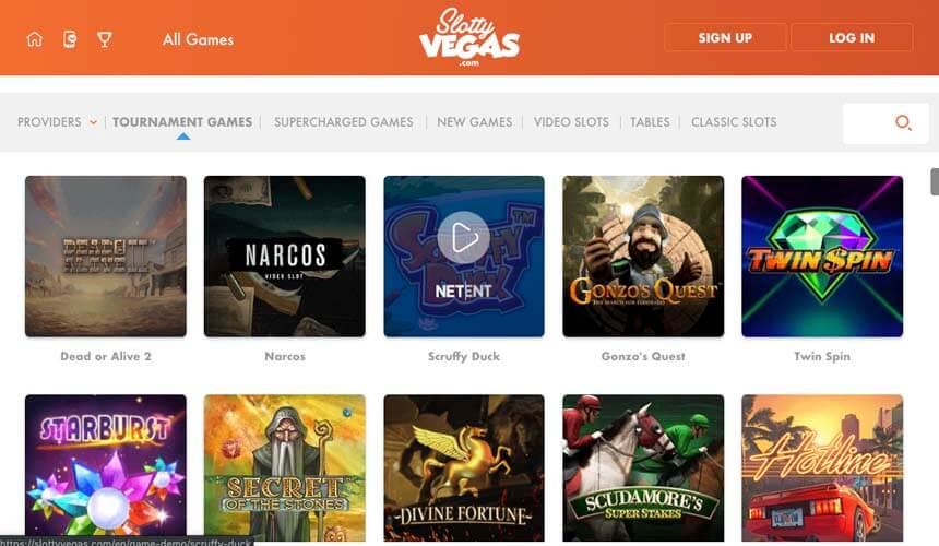 casinoveteran slotty vegas casino