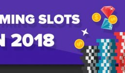 best upcoming slots autumn 2018