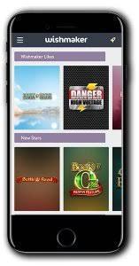 wishmaker casino mobile