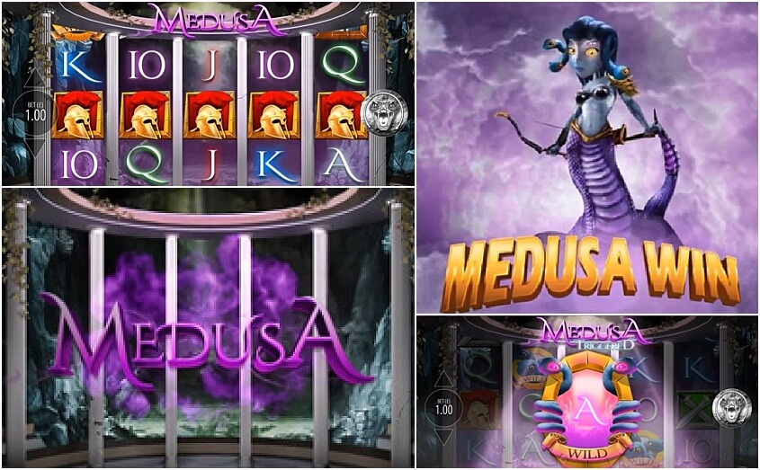 medusa slot blueprint gaming
