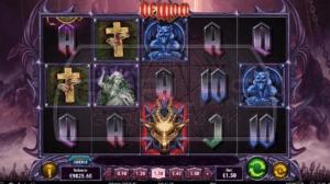 demon slot play'n go