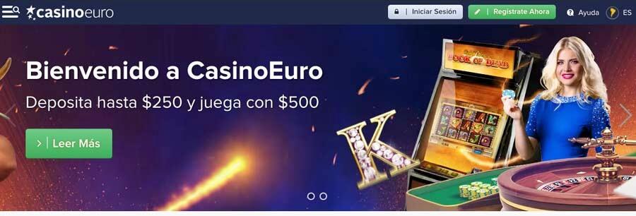 casinoveteran casinoeuro bonus es
