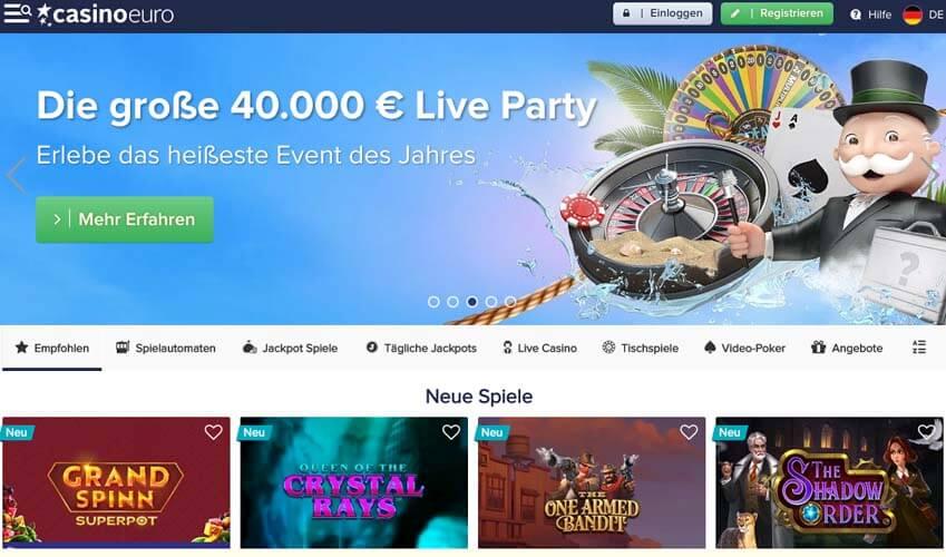 casinoveteran casinoeuro casino