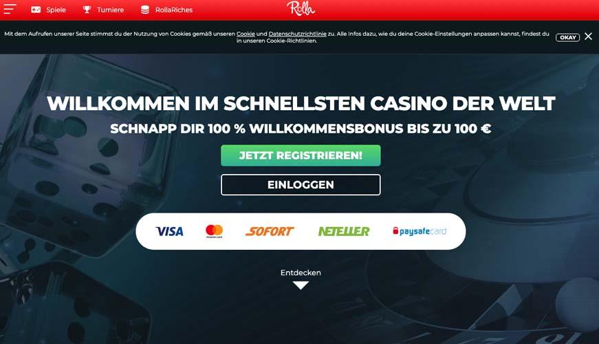 casinoveteran rolla casino bonus