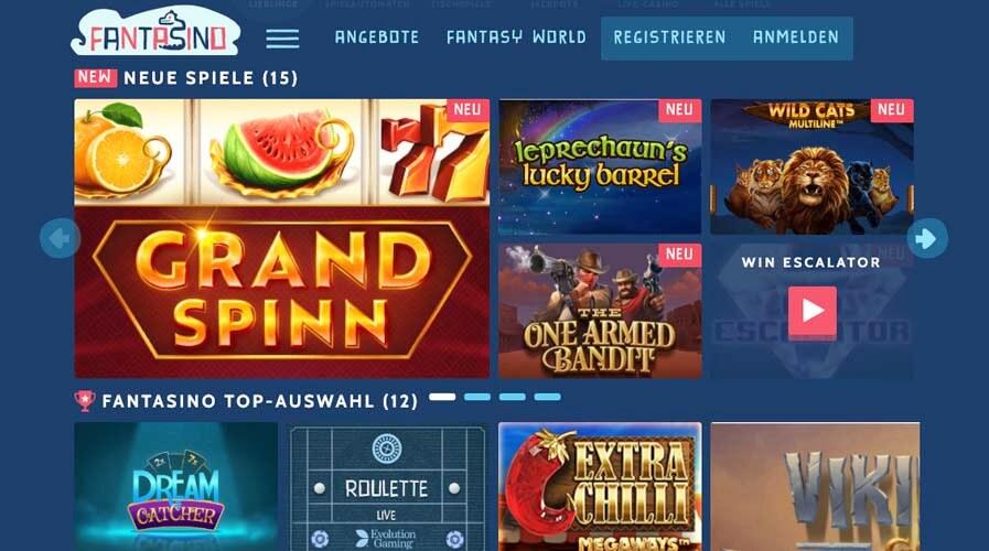 casinoveteran fantasino casino