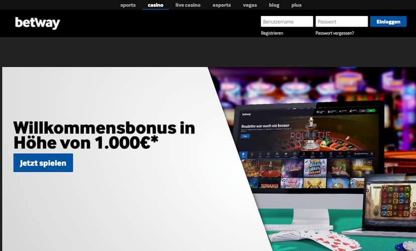 casinoveteran betway casino bonus
