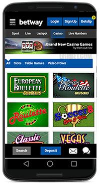 casinoveteran betway mobile