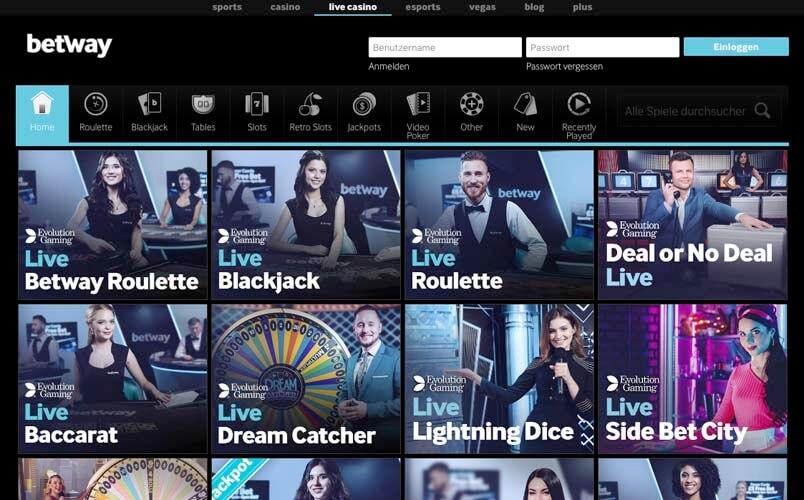 casinoveteran betway casino