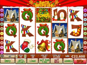 santa-surprise slot game