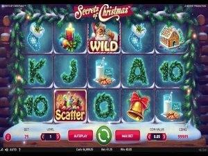 secrets-of-christmas-slot game