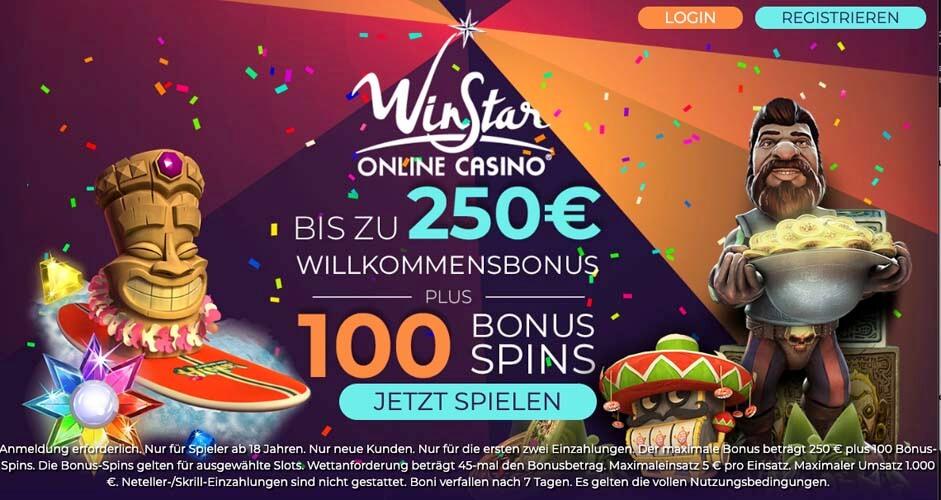 casinoveteran winstar casino bonus