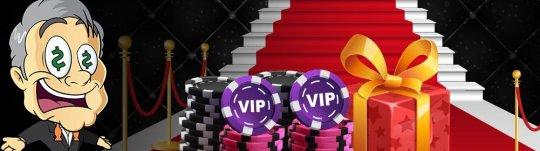 vip casino bonus