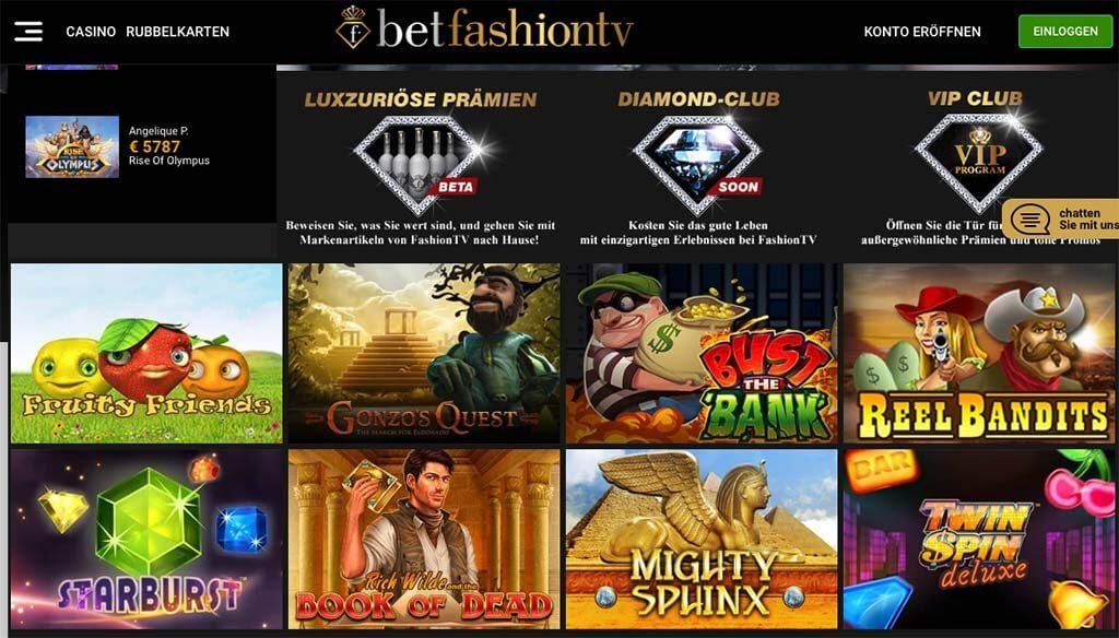 betfashiontv site