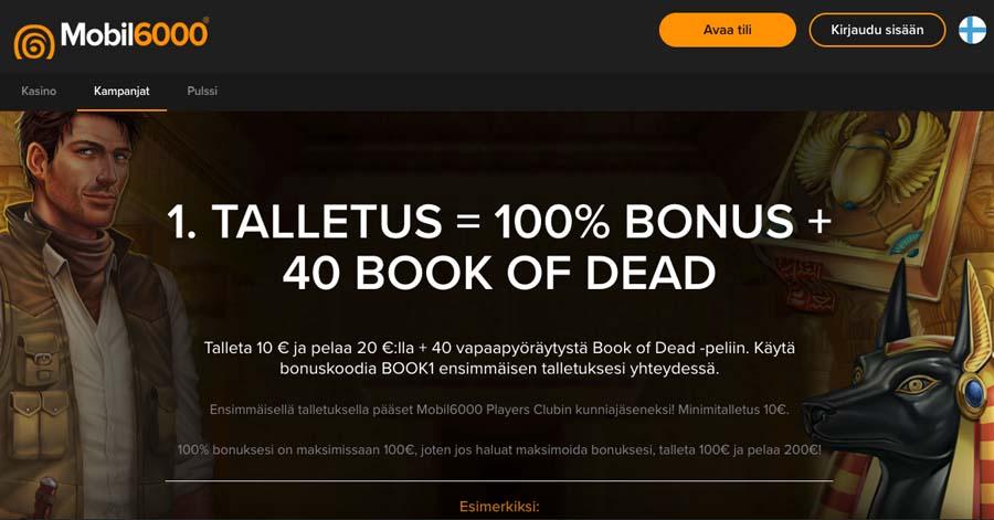 casinoveteran mobil6000 bonus fi