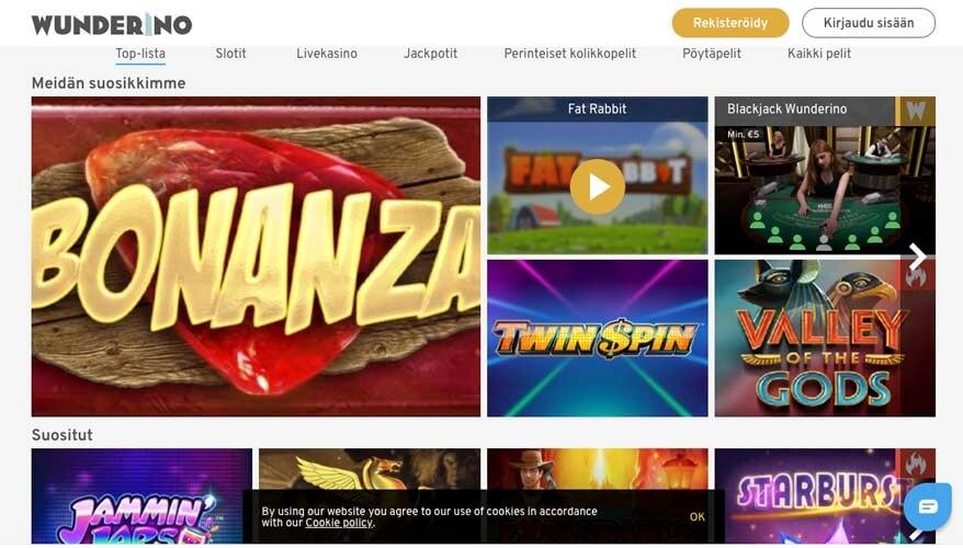 casinoveteran wunderino casino fi
