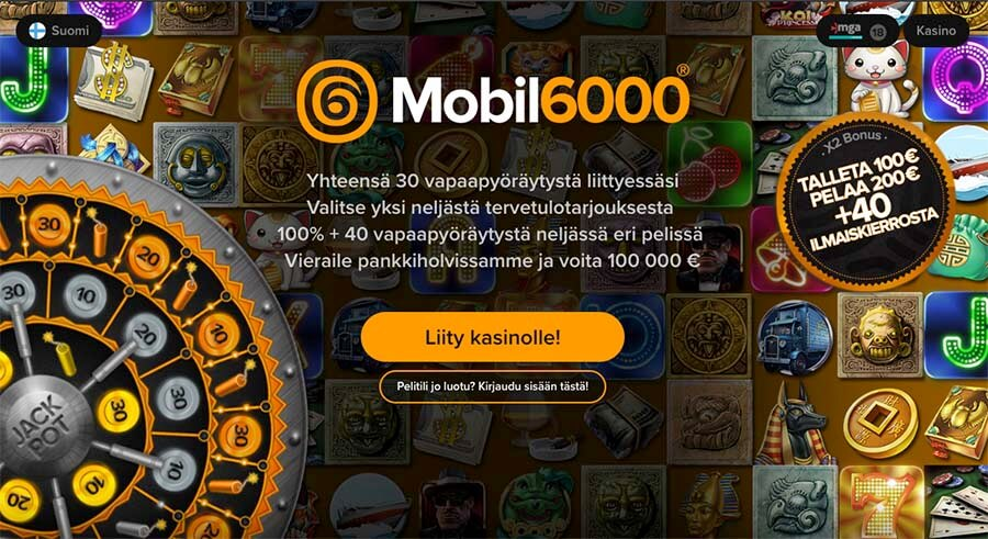 casinoveteran mobil6000 casino