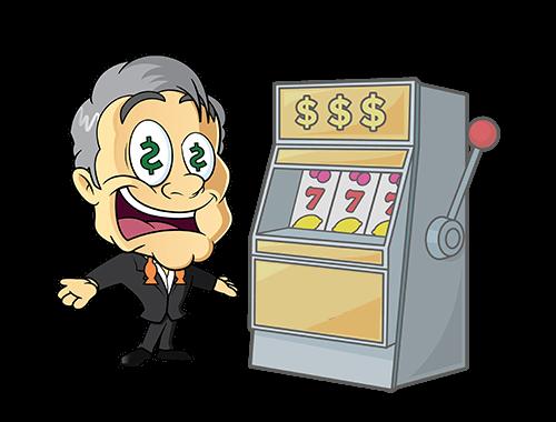 veteran slot machine no sign