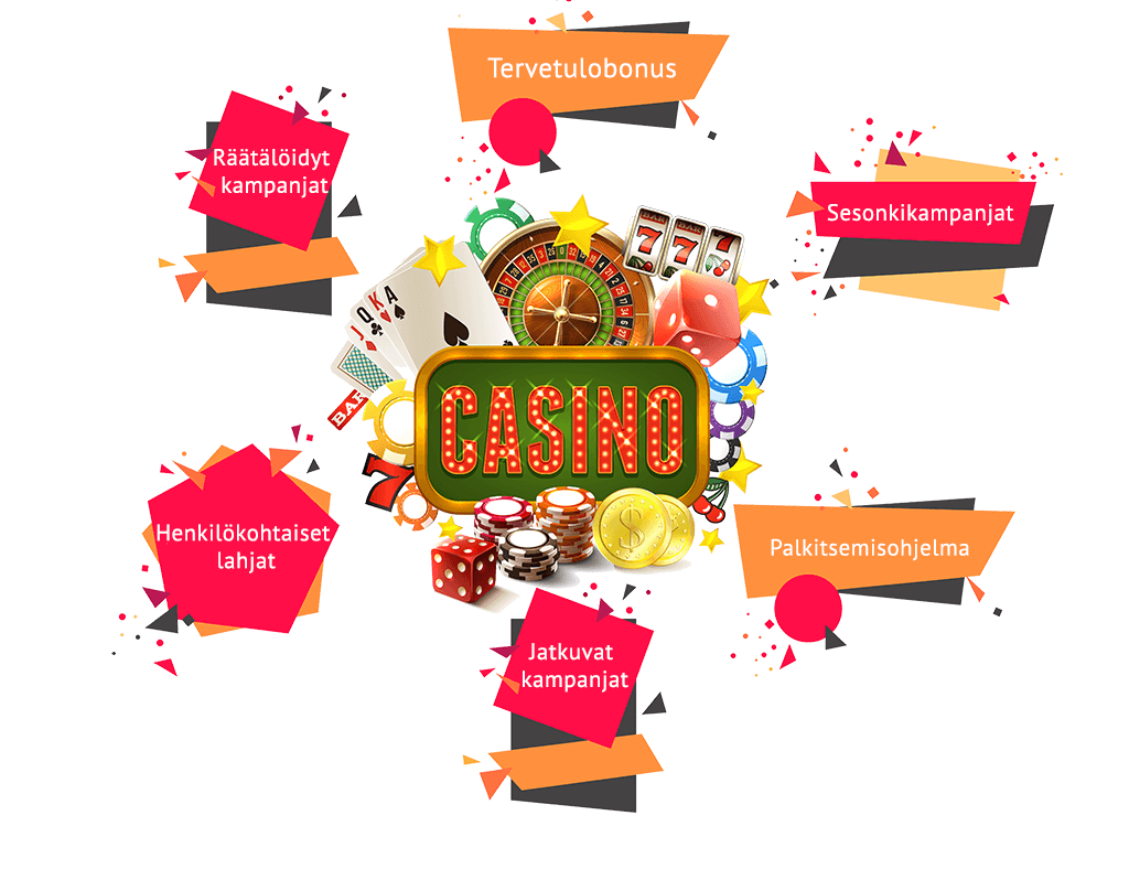 casino bonuses finnish